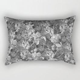 Busty Rectangular Pillow