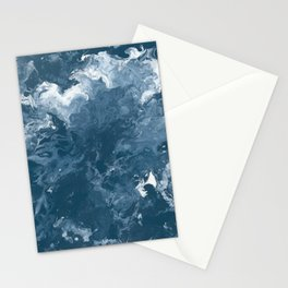 Oceanic Flow Stationery Cards