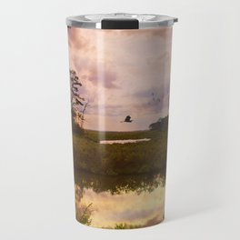 Refuge Sunset Travel Mug