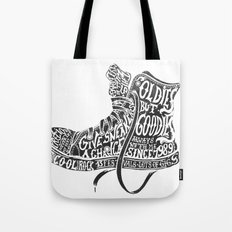 Oldies but Goodies Tote Bag