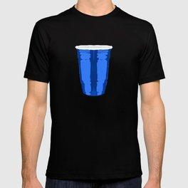 CLARITY CUP BLUE (BIG) T-shirt