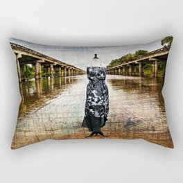 18 Mile Rectangular Pillow