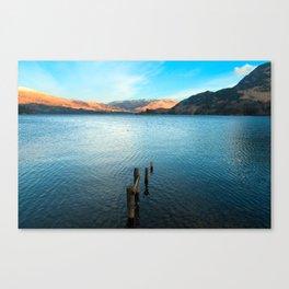 Ullswater Landscape Canvas Print