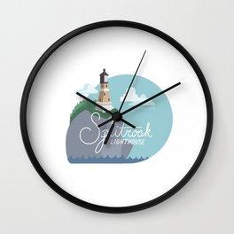 splitrock Wall Clock