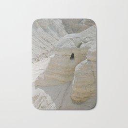 Qumran and the Dead Sea Scrolls - Holy Land Fine Art Film Photography Bath Mat