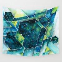 apollo Wall Tapestries featuring :: Apollo :: by Antonio Holguin