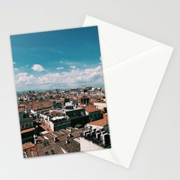 Madrid Rooftops Stationery Cards