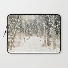 Winter Woods Laptop Sleeve