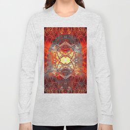 Spontaneous human combustion Long Sleeve T-shirt