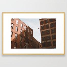 West Bottoms Framed Art Print
