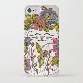Lili the Cat iPhone Case