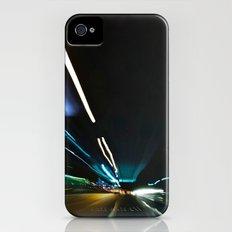 Traffic in warp speed2 iPhone (4, 4s) Slim Case