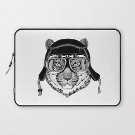 Leopard Speed Rebel Laptop Sleeve
