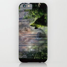 The Wild in Us iPhone Case