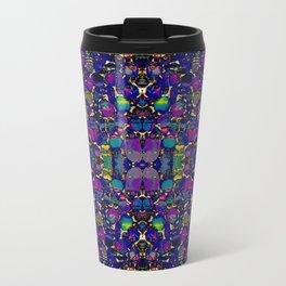 Mosaic Metal Travel Mug