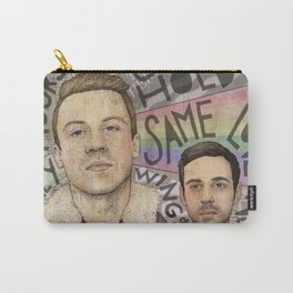 Macklemore & Ryan Lewis - The Heist Carry-All Pouch