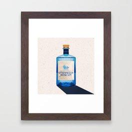 Gin // 02 Framed Art Print