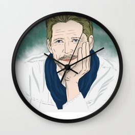 Sean Maguire / Robin Hood (Once Upon A Time) Wall Clock