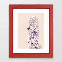 """You'd be So Nice To Come Home To,"" Framed Art Print"