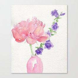 A Simple Arrangement Canvas Print