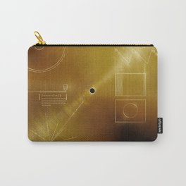 Voyager Golden Record Carry-All Pouch