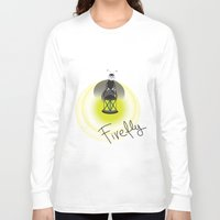 firefly Long Sleeve T-shirts featuring Firefly by Tink.hr