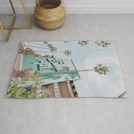 beverly hills / los angeles, california Rug