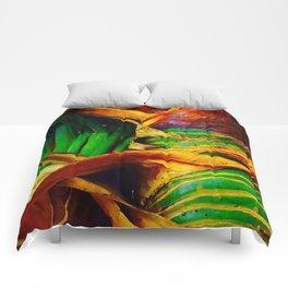 Pandanus in the Tropics Comforters