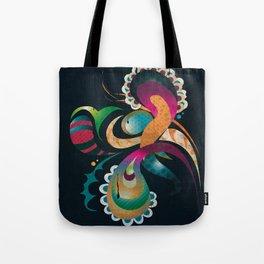 Organic 4 Tote Bag