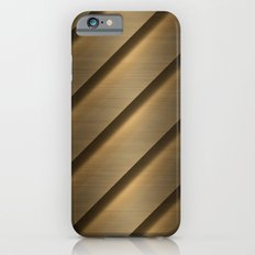 Copper Brass Metal Pipe Slim Case iPhone 6s