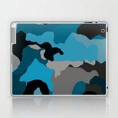 Blues and Grays Laptop & iPad Skin