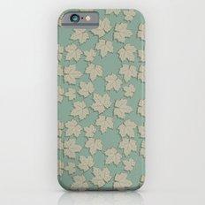 Vintage Leaves iPhone 6s Slim Case