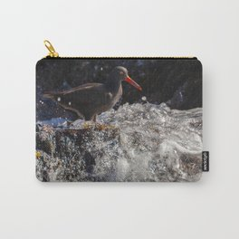 Standing before the Wave Carry-All Pouch