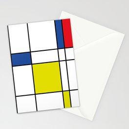 Mondrian 1 Stationery Cards