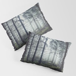 Through The Trees Pillow Sham