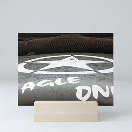 Eagle 1 Mini Art Print