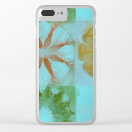 Escapeway Pipe Dream Flower  ID:16165-052313-72470 Clear iPhone Case