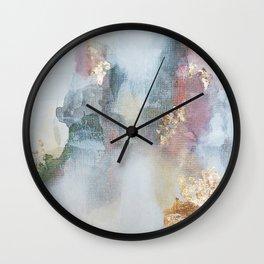 Roses 1 Wall Clock