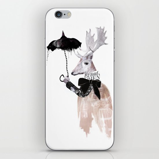 RainDeer iPhone & iPod Skin