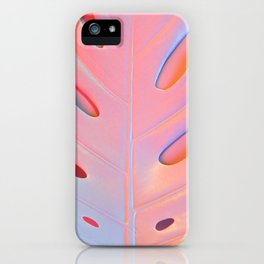 Tropical Girlish Dreams iPhone Case