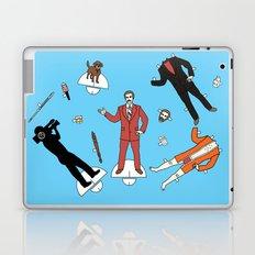 Cut It Out: Ron Burgundy Laptop & iPad Skin