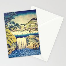 To Pale the Rains in August Stationery Cards