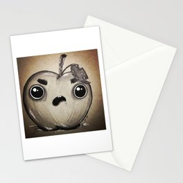 Bad Apple Stationery Cards