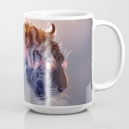 Fire Red Coffee Mug