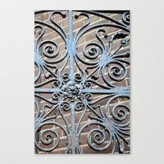 Swirls Canvas Print