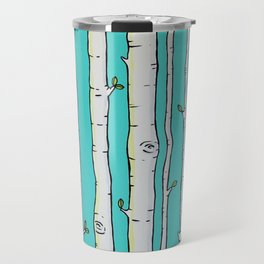 Birches Travel Mug