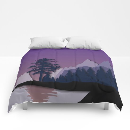 My Nature Collection No. 25 Comforters