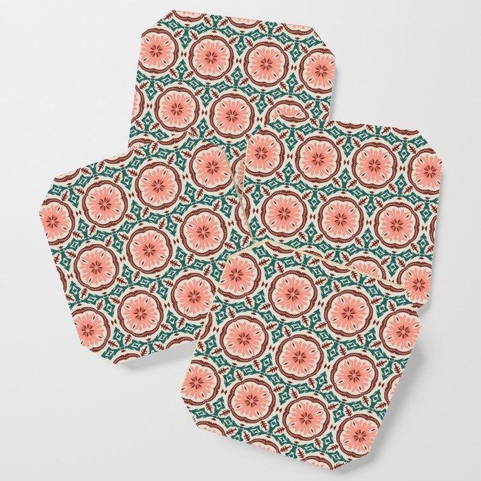 MADEIRA PINK Coaster