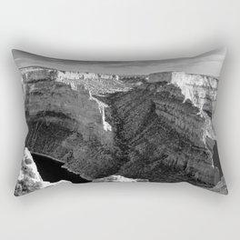 The Devil's Canyon Rectangular Pillow
