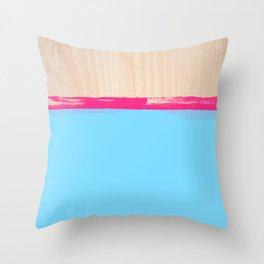 Sorbet VI Throw Pillow
